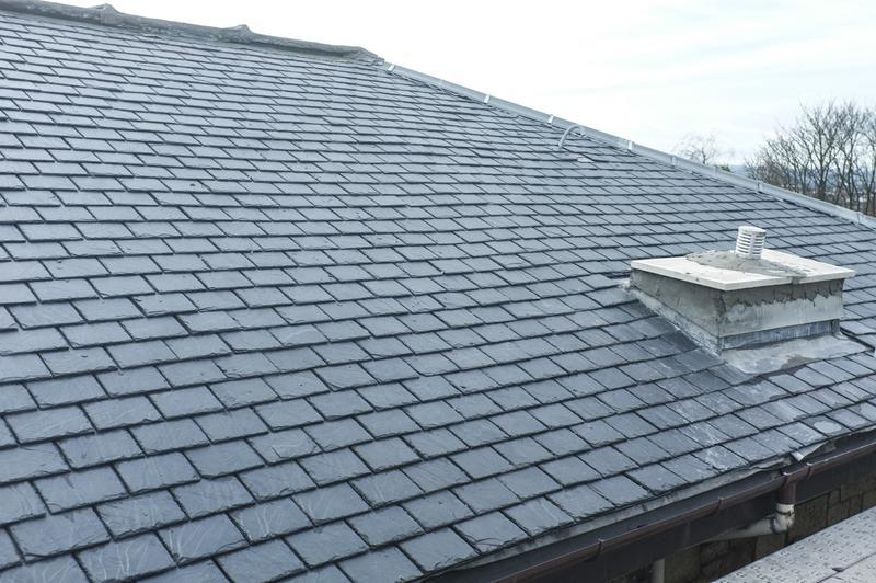 Image 33 - Traditional  slate roof