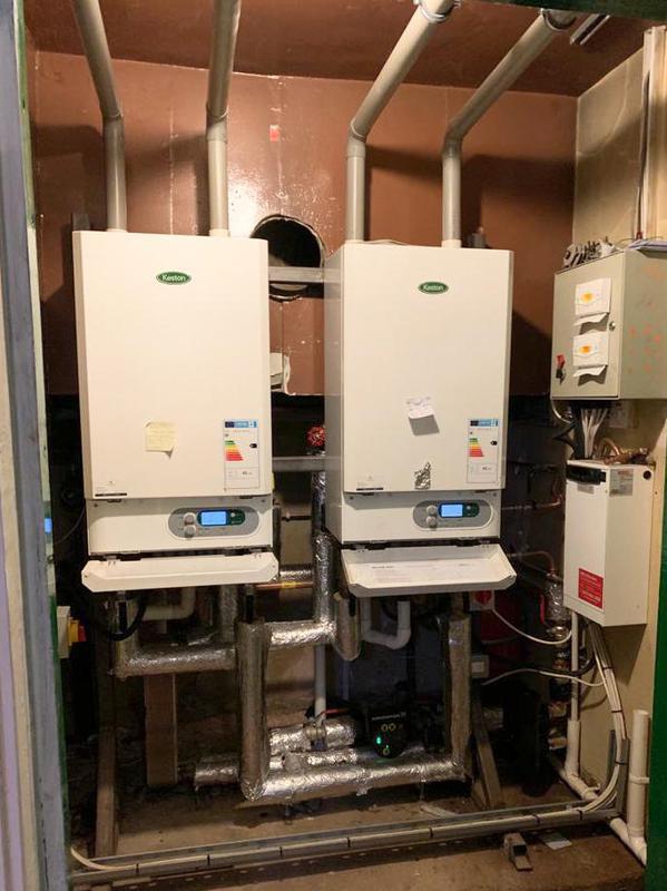 Image 1 - Commercial Boiler Repair & Maintenance