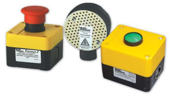 Image 40 - Emergency Stop Switch for Gas Interlock System