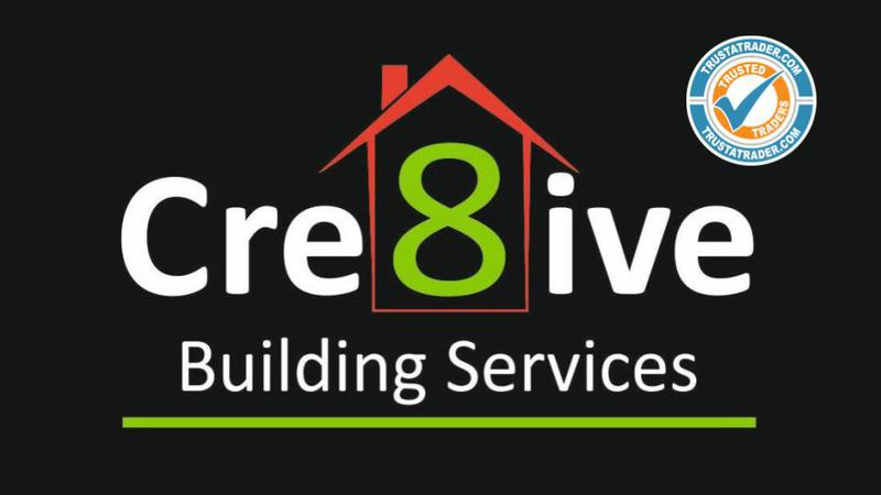 Cre8ive Building Services logo