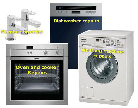 Tony Deary Domestic Appliance Repair Specialists Oven