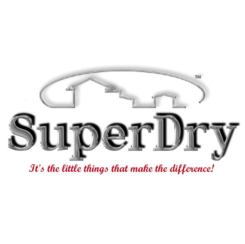 SuperDry Roofing & Building Specialists logo