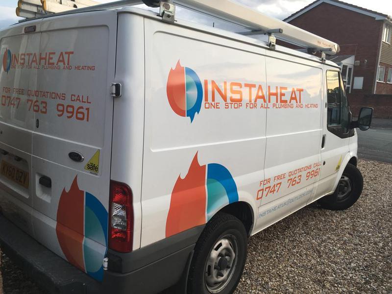 Instaheat Plumbing and Heating logo