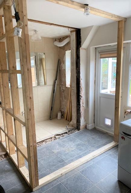 Image 55 - New Wall Preparation