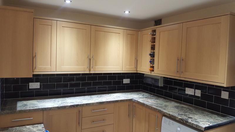 Image 6 - Utility Room fitted in Garage Conversion