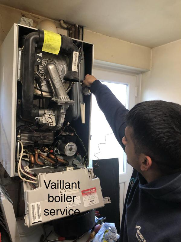 Image 1 - Vaillant boiler repair services in Leicester