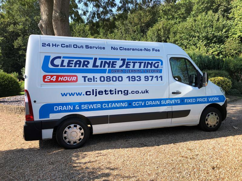 Clear Line Jetting Ltd logo