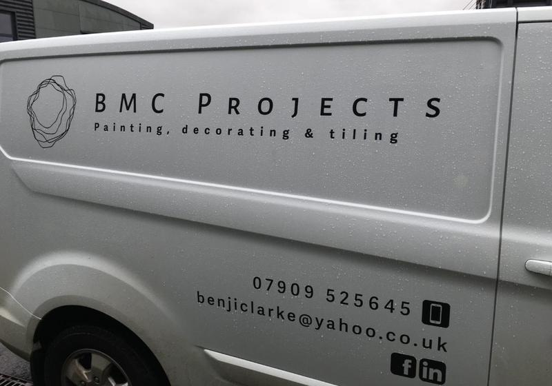 BMC Projects logo