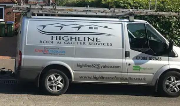 Highline Roof & Gutter Services logo