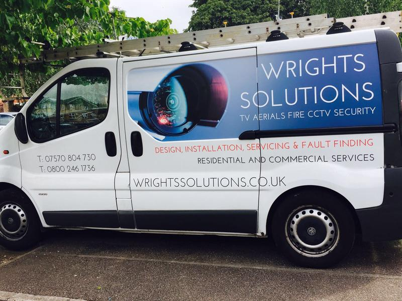 Image 2 - New signage for our vans