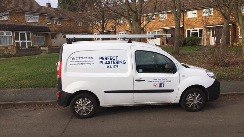 Image 1 - For all your plastering needs call Perfect. No job to small