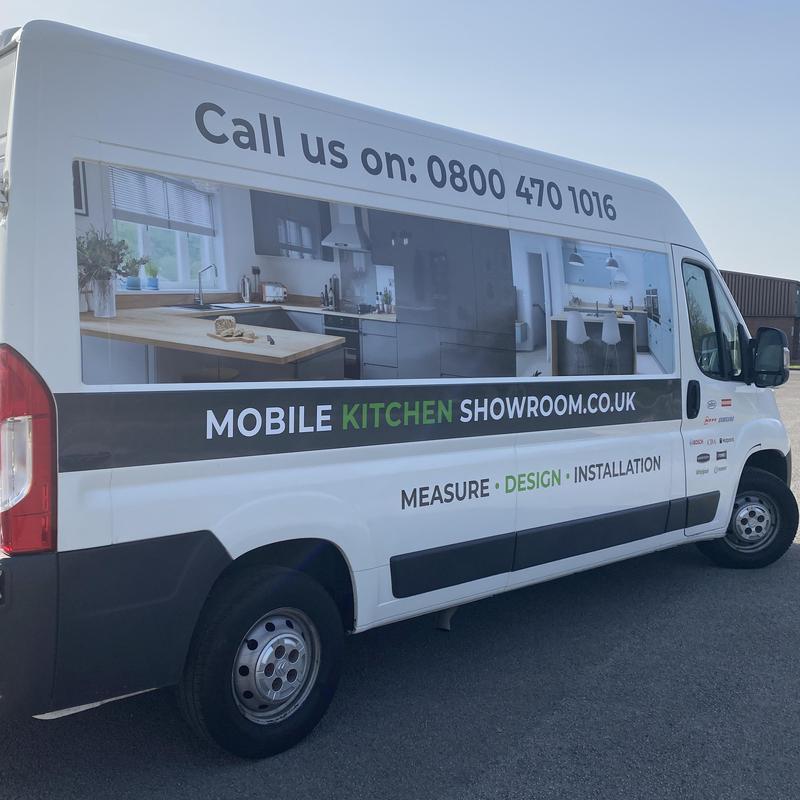 Mobile Kitchen Showroom Ltd logo