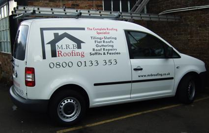 M.R.B Roofing Ltd logo