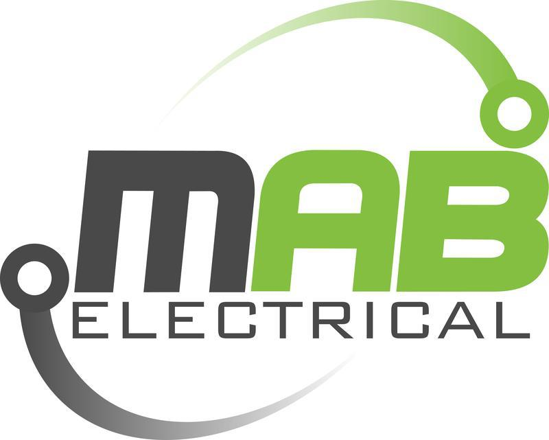 MAB Electrical logo