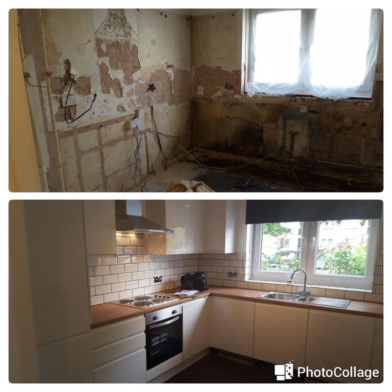 Image 7 - Full kitchen refurbishment.