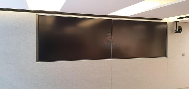 Image 6 - double screen video wall