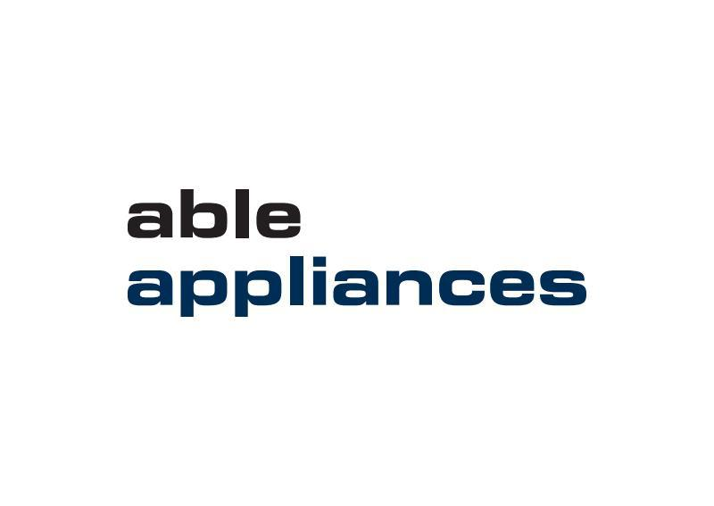 Able Appliances logo