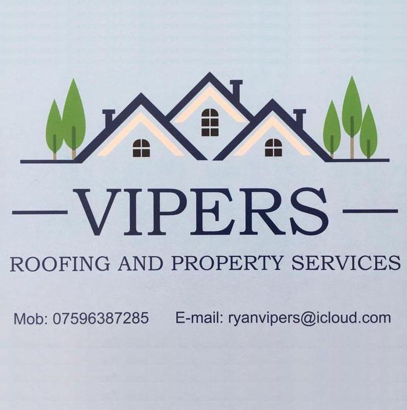 Vipers Roofing & Property Services logo