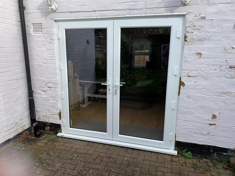 Image 4 - After - New Patio Door