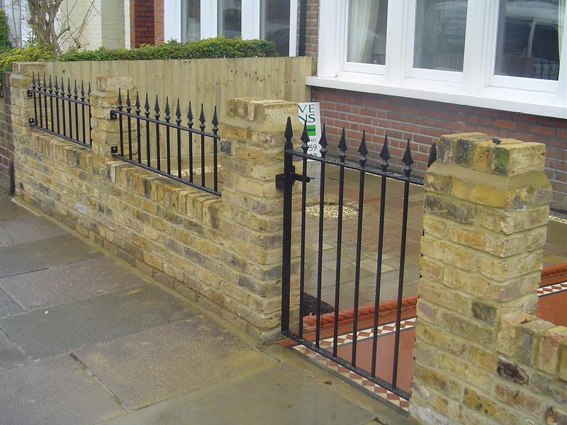 Image 165 - Brick wall /fence designs