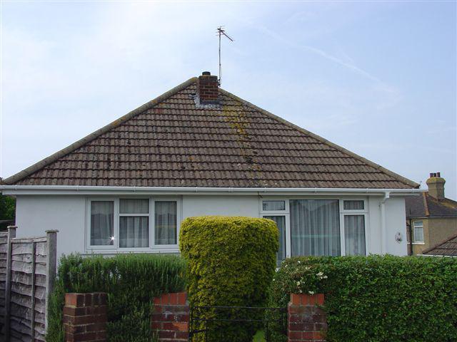 Image 1 - Uninsulated roof