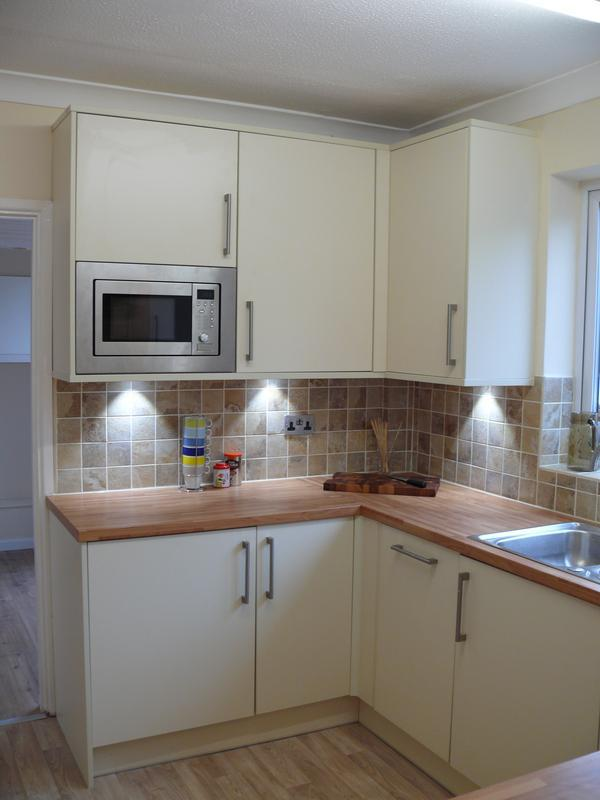 Image 26 - Our fourth job for this property developer.