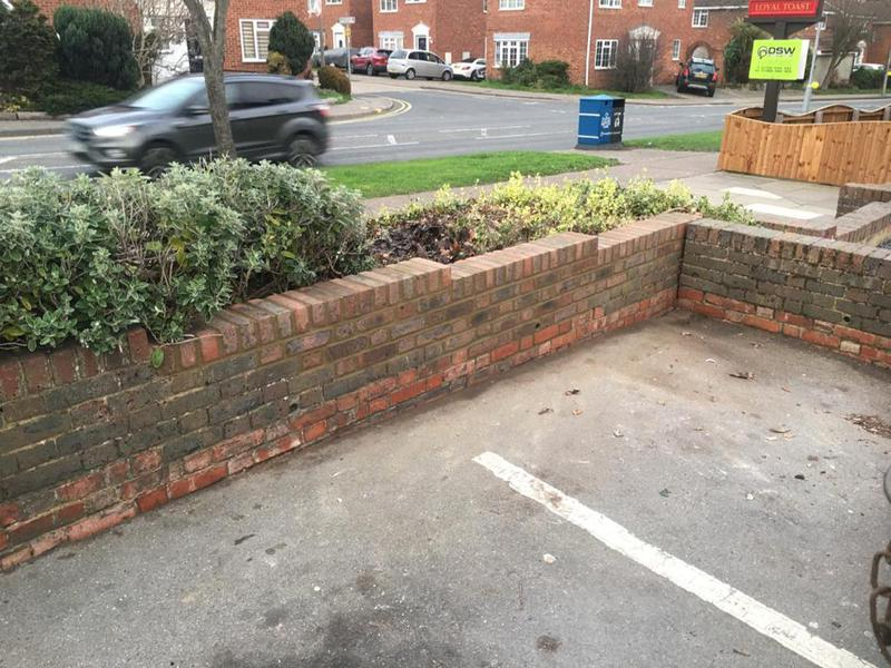 Image 11 - Wall repair completed