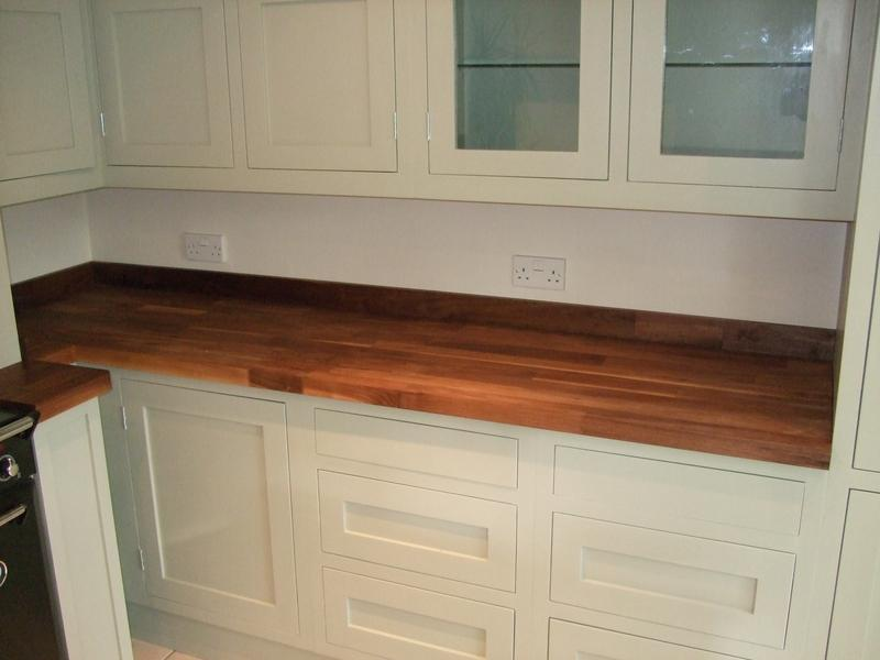Image 6 - Walnut worktops