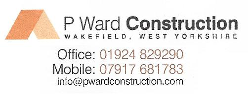 P Ward Construction Ltd logo