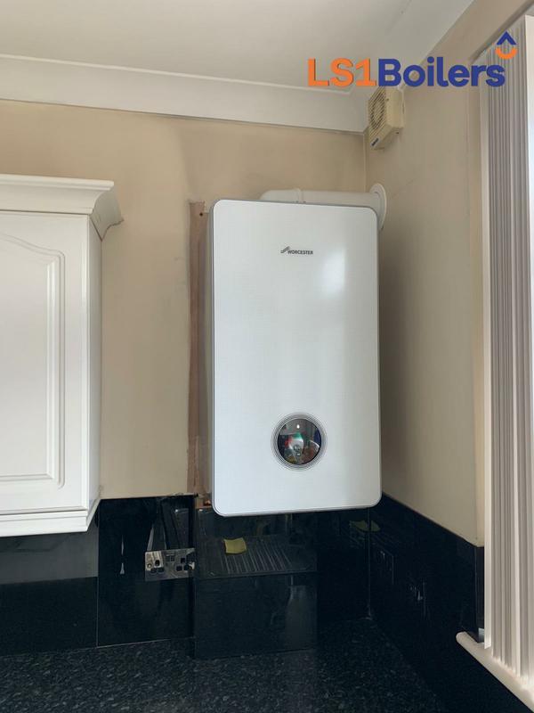 Image 1 - Worcester Bosch 8000 Boiler.