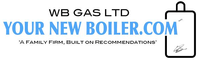 Your New Boiler by WB Gas Ltd logo