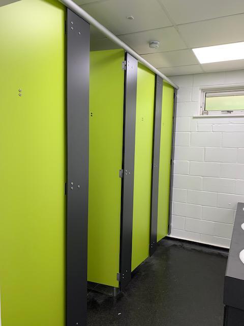 Image 1 - School bathroom 2nd fix