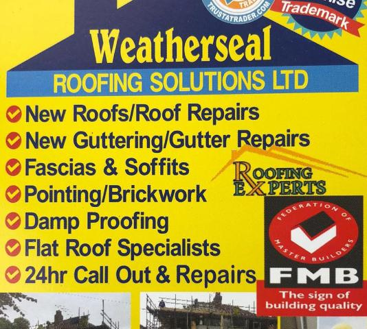 Weatherseal Roofing Solutions Ltd logo