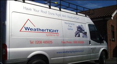 Weathertight Systems Ltd logo