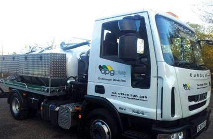 Image 12 - Small Drainage Vehicle for small commercial or large domestic emergencies