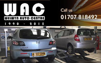 Welwyn Auto Centre logo
