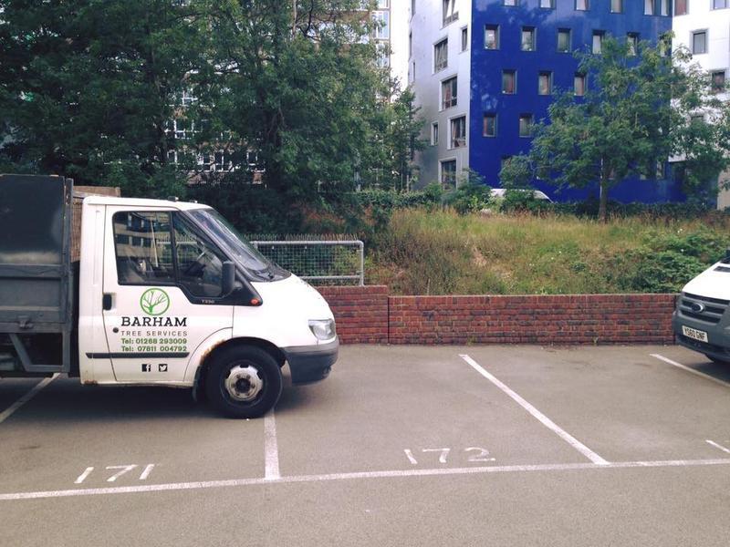 Image 6 - Wembley business park before