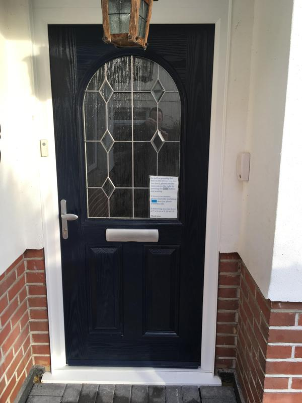 Image 89 - Westcliff-on-Sea-Blue composite door