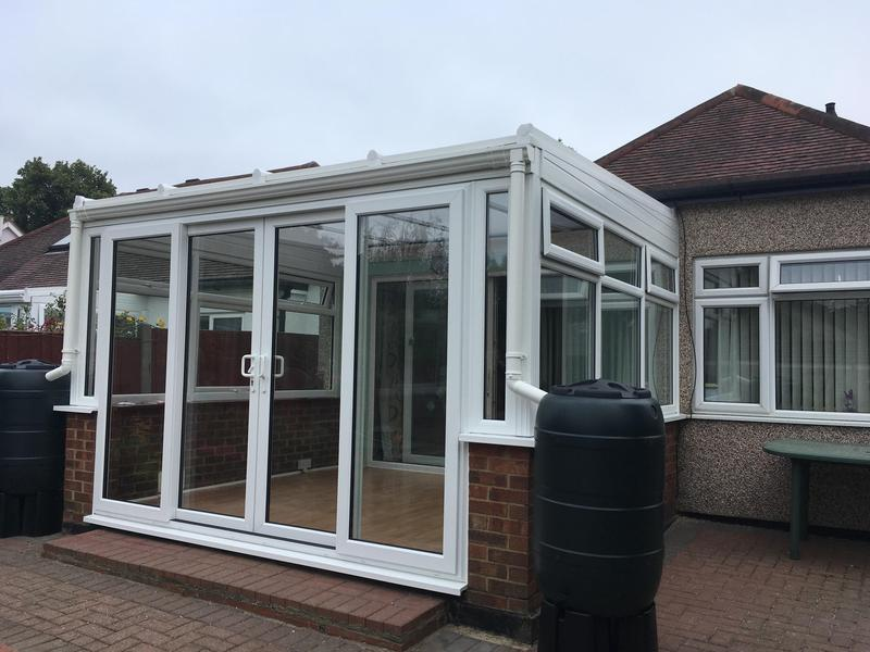 Image 70 - Westcliff-on-Sea-Conservatory Refurbishment