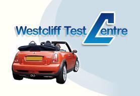 Westcliff Test Centre logo