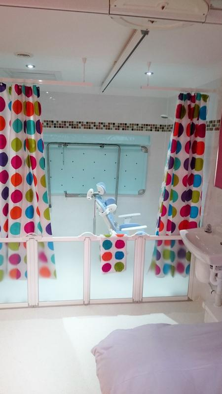 Image 37 - Wetroom for a Local Housing Association