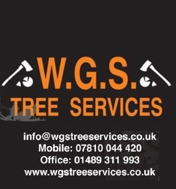 WGS Tree Services logo