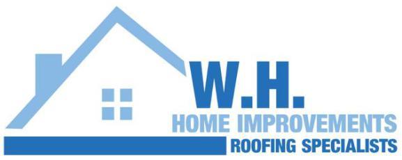 WH Home Improvements logo
