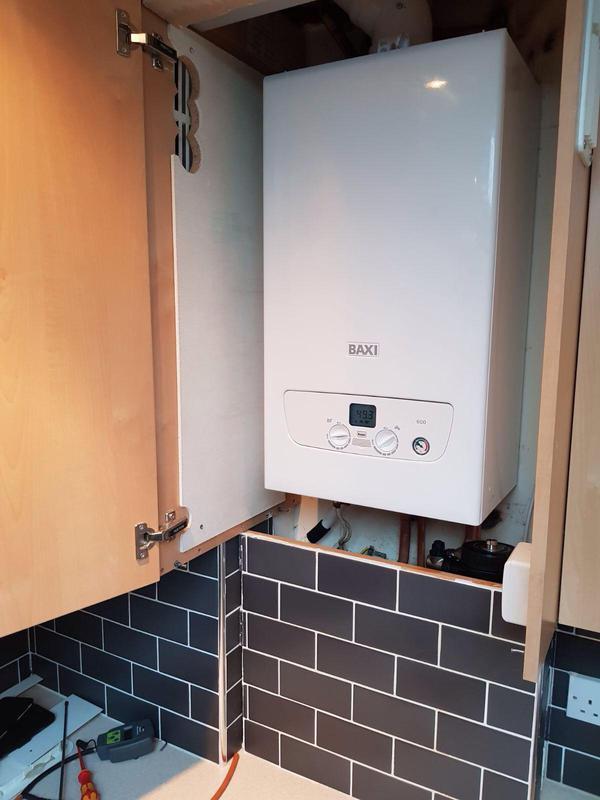 Image 11 - New Boiler Installed