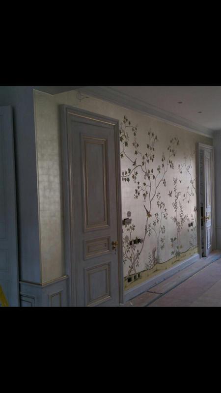 Image 3 - De Gournay wallpaper.