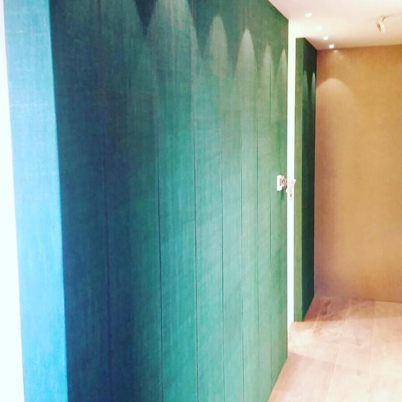 Image 7 - Fabric wallpaper
