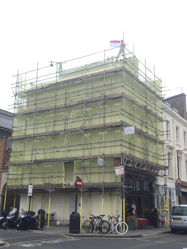 Image 26 - We can arrange scaffolding for your jobs