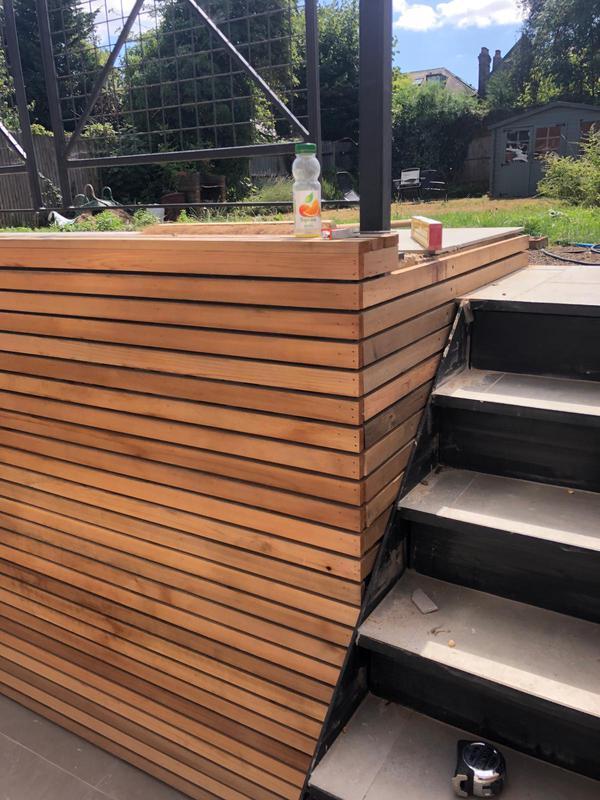 Image 13 - Cedar fence