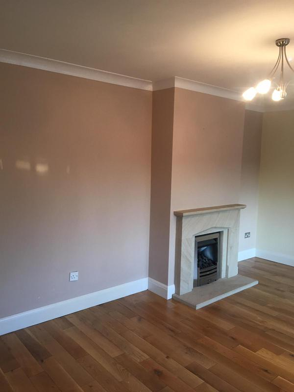 Image 1 - Re-decoration of lounge, Shenfield