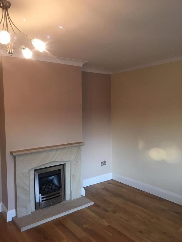 Image 2 - Re-decoration of lounge, Shenfield